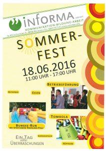 Sommerfest 2016 2