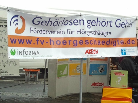Rückblick Aktionstag 2012 Wir machen mit ...