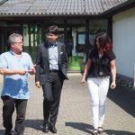 Wir hatten Besuch - von Michael Mang, dem Beigeordneten der Stadt Neuwied