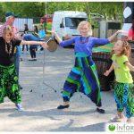 Phantastisches Sommerfest am 6. Mai 2017 gefeiert
