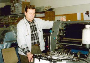 Jakob Regehr 20 Jahre bei Informa