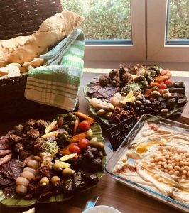 Großes Lob an unser Catering