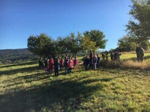 1. Apfeltag in der Grundschule Oberbieber in Kooperation mit Informa gGmbH