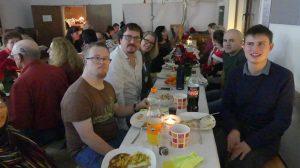 Weihnachtsfeier bei Informa