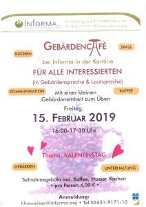 Herzliche Einladung